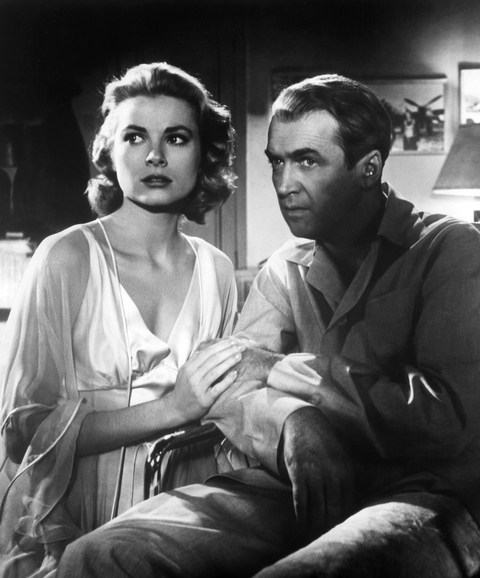 ЗАДЊИ WINDOW, Grace Kelly, James Stewart, 1954