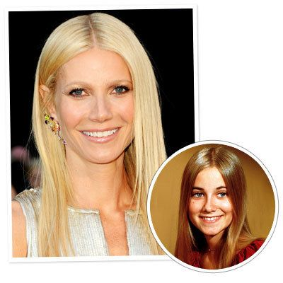 غوينيث Paltrow - Maureen McCormick - Straight Hair - Long Hair - Classic Hairstyles