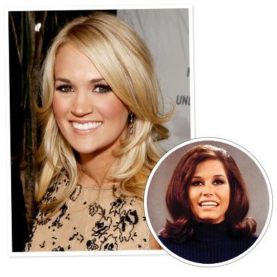 كاري Underwood - Mary Tyler Moore - The Flip - Iconic Hairstyles