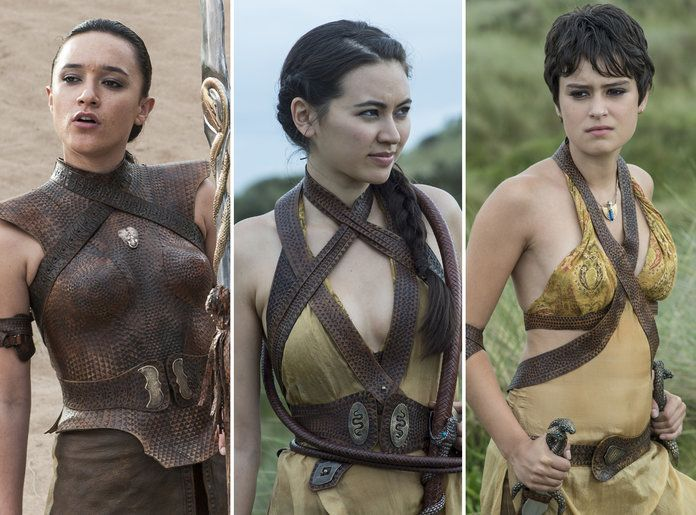 Тхе Sand Snakes