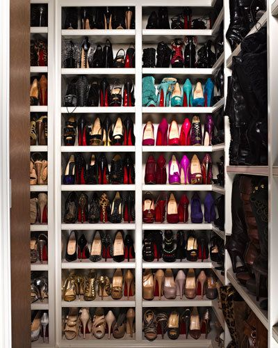Khloe ل Kardashian's Shoe Collection