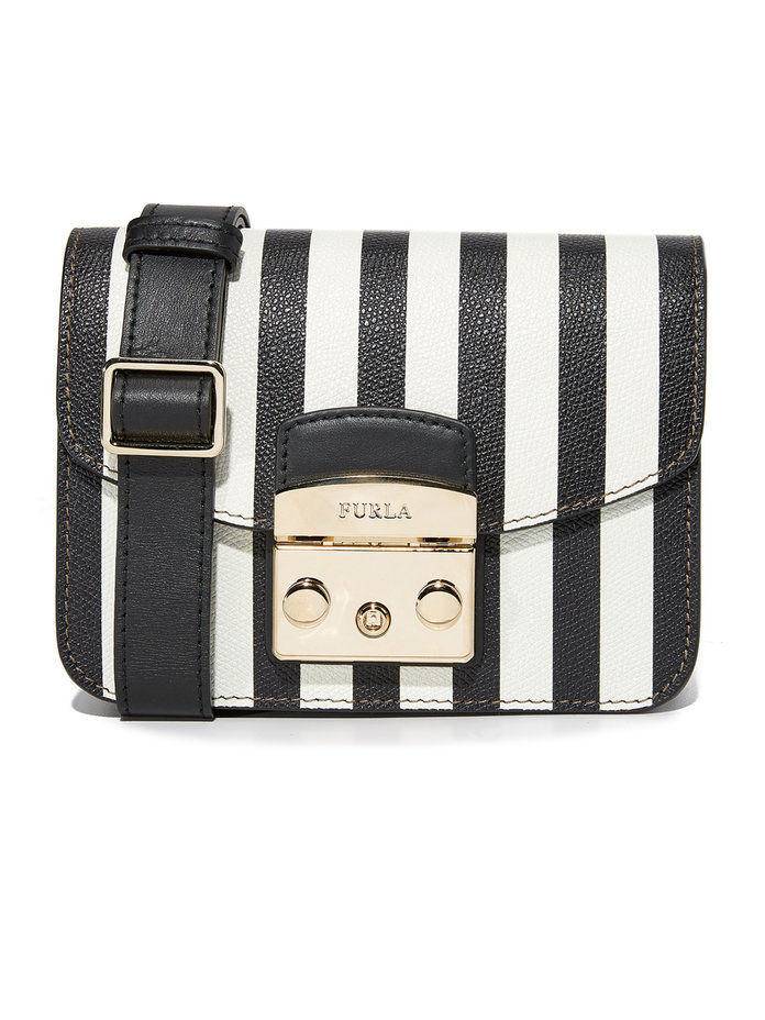 ТХЕ STRIPED BAG