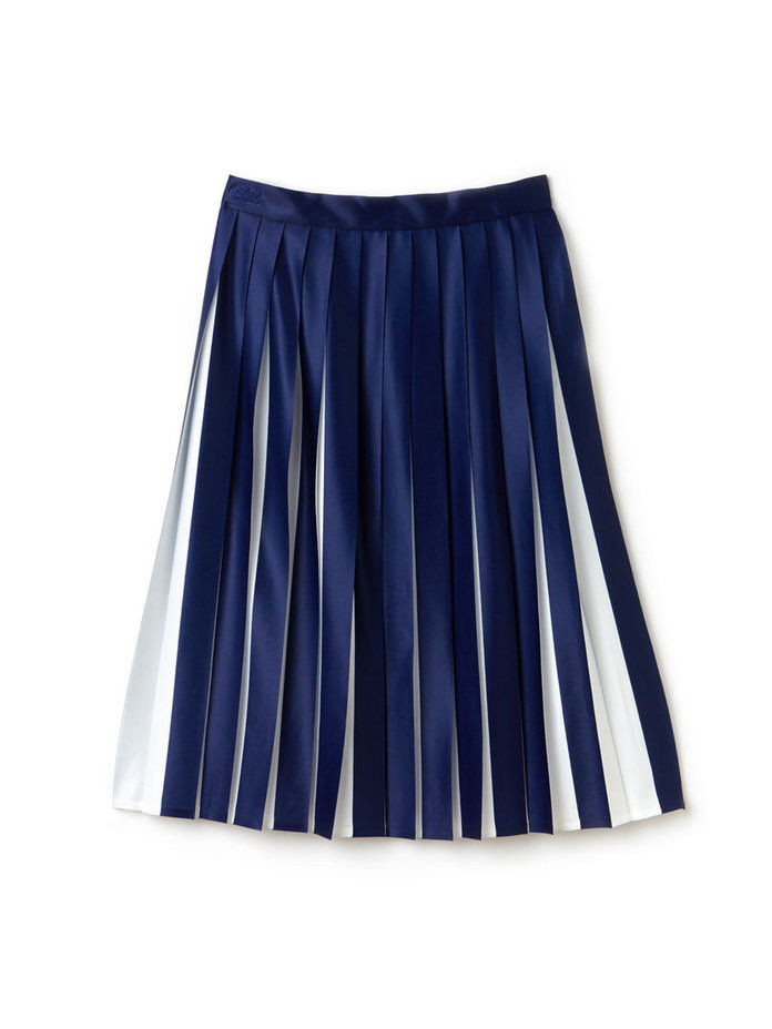 ТХЕ PLEATED SKIRT