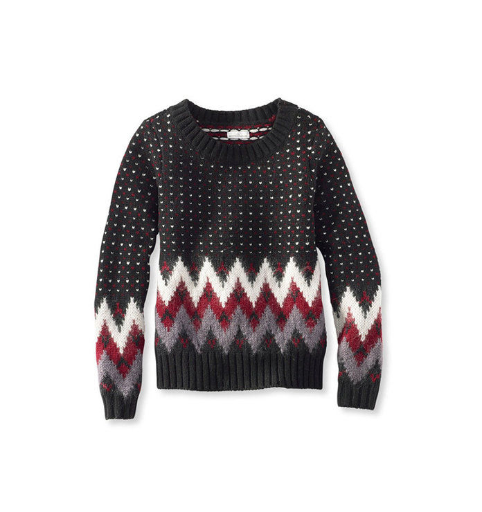 ТХЕ FAIRISLE SWEATER