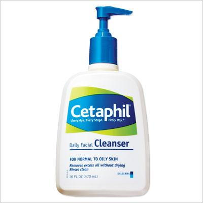 ЦЕТАПХИЛ DAILY FACIAL CLEANSER