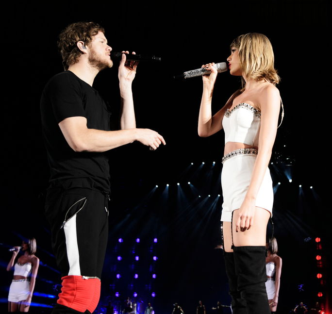 Таилор Swift The 1989 World Tour Live In Detroit