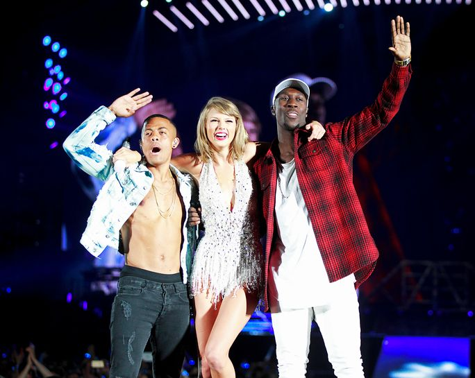 Таилор Swift The 1989 World Tour Live In Vancouver