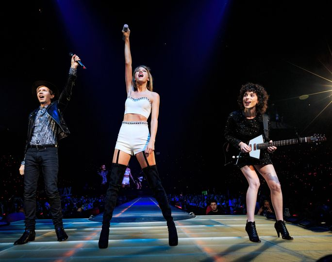 Таилор Swift The 1989 World Tour Live In Los Angeles - Night 4