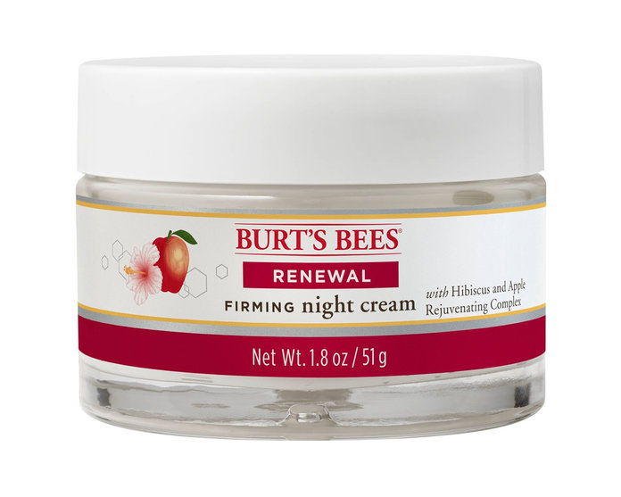 Бурт's Bees Renewal Night Cream