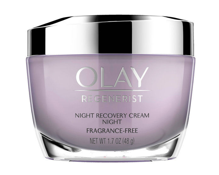 Олаи Regenerist Night Recovery Cream Moisturizer