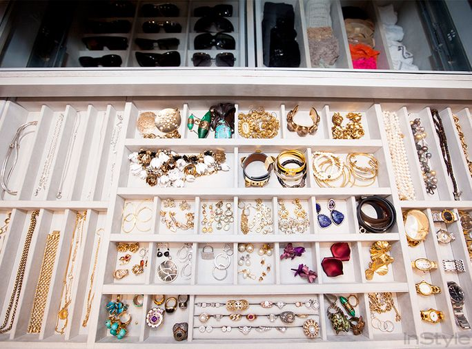 Тхе Jewelry Display