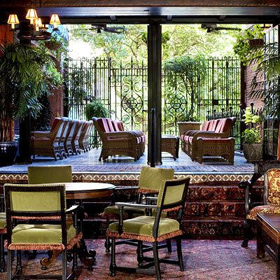 معرش Hotel, New York Hot Spots