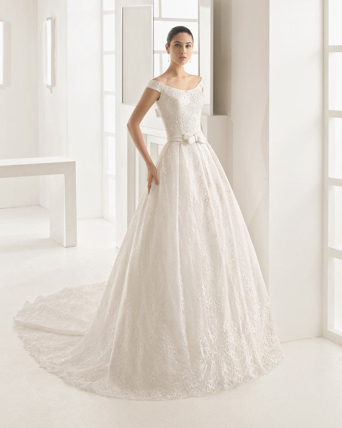 РОСА CLARÁ TWO 'Oliana' Weddings Dress