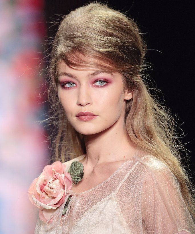 Црвена/Pink Eye Makeup Trend - LEAD