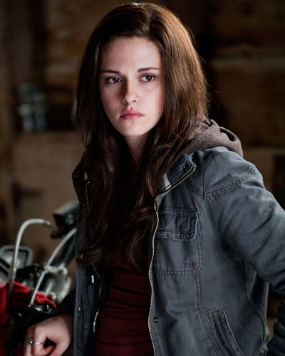 كريستين Stewart - Bella Swan - Twilight - Eclipse - Hair