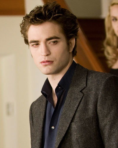 روبرت Pattinson - Edward Cullen - Twilight - New Moon - Hair