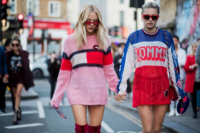TOMMY GIRLS