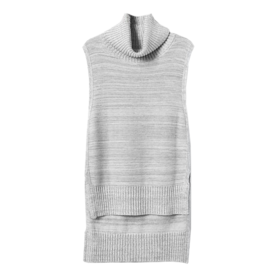 Хигх-Лов Sleeveless Turtleneck