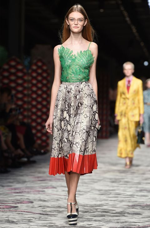 غوتشي - Runway - Milan Fashion Week SS16