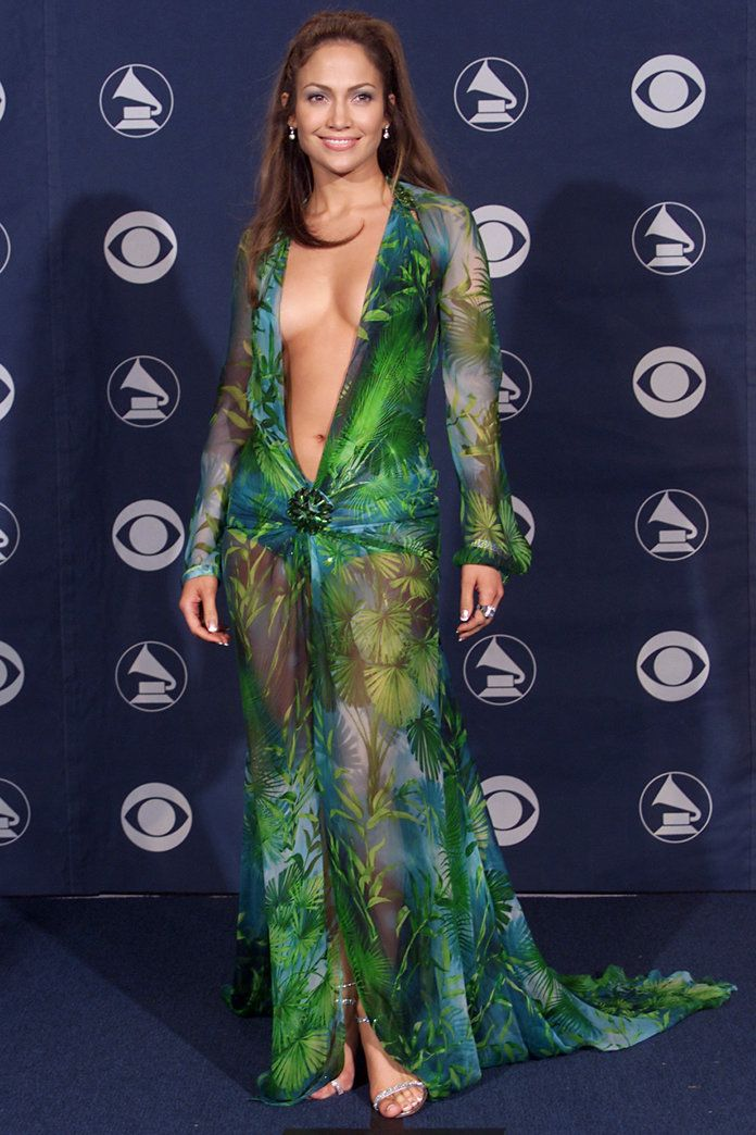 J. لو at the 2000 Grammys