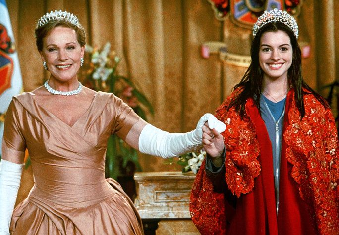 Тхе Princess Diaries (2001)