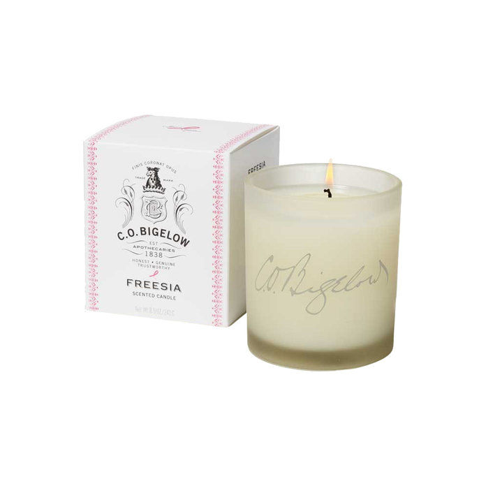 Ц.О. Bigelow Freesia Candle