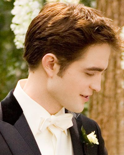 روبرت Pattinson - Edward Cullen - Twilight - Breaking Dawn - Hair