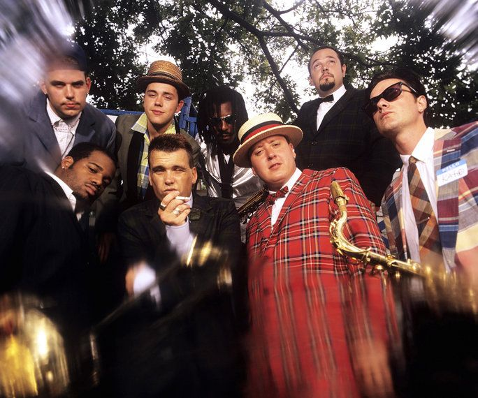 ال MIGHTY MIGHTY BOSSTONES
