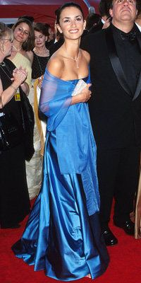 Пенелопе Cruz in Ralph Lauren, 2000