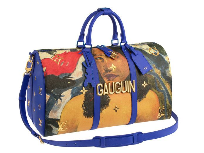 فويتون Bag - Embed - Gauguin