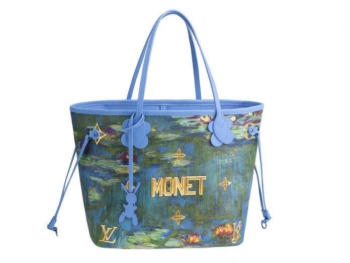فويتون Bag - Embed - Monet