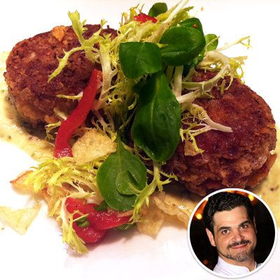 Мануел Trevino - Crab cake recipe - holiday recipes