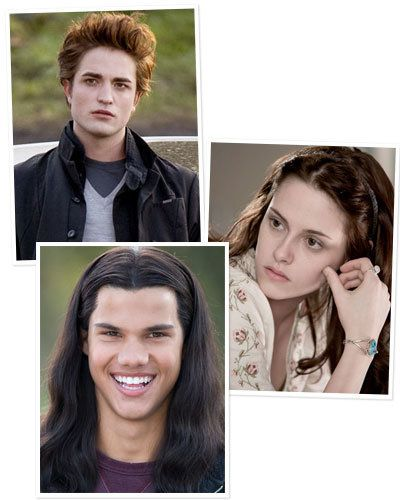 الشفق - Transformations - Robert Pattinson - Kristen Stewart - Taylor Lautner