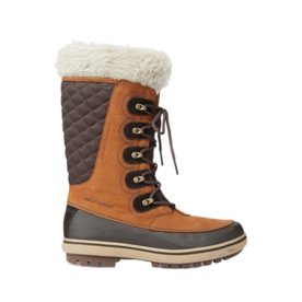 هيلي Hansen Faux-fur cold weather boots
