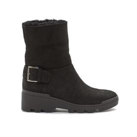 ايلين Fisher Warm wedge boot
