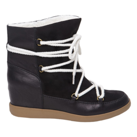 إلى الأبد 21 Wedge bootie