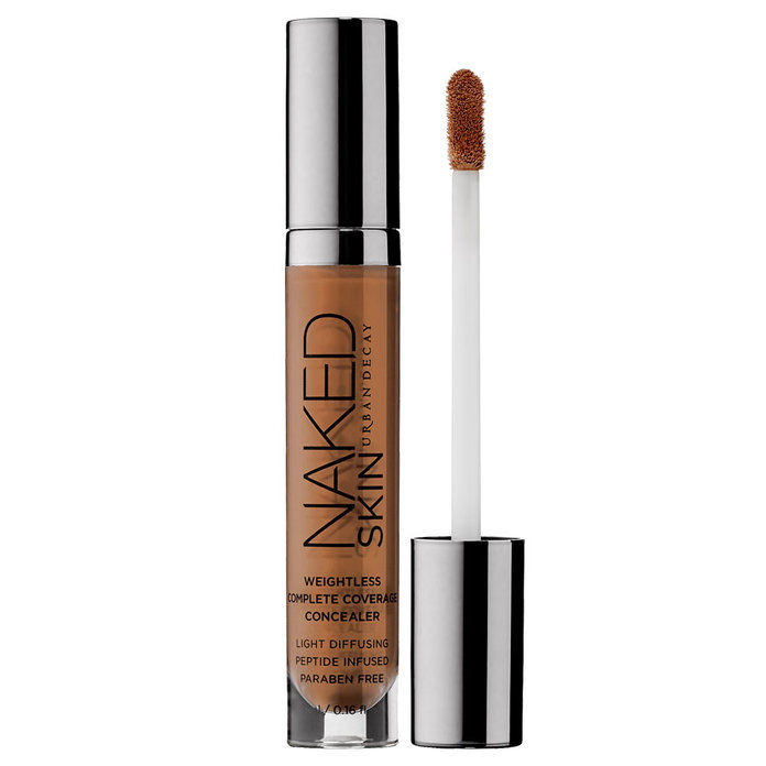 الحضاري Decay Naked Skin Weightless Complete Coverage Concealer
