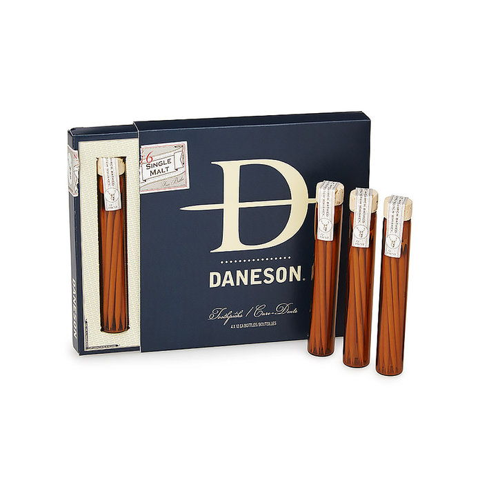 Daneson Scotch Infused Toothpicks