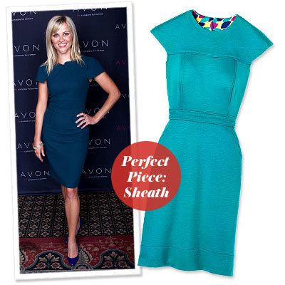 Реесе Witherspoon - The Best Dress for Your Body - Short