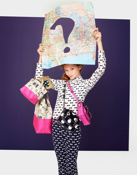 Кате Spade New York and Jack Spade for Gap Kids