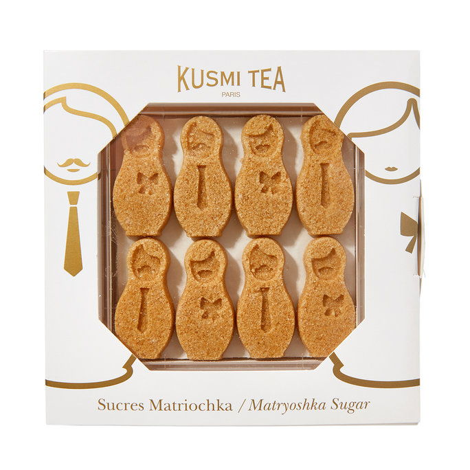 KUSMI TEA MATRYOSHKA SUGAR