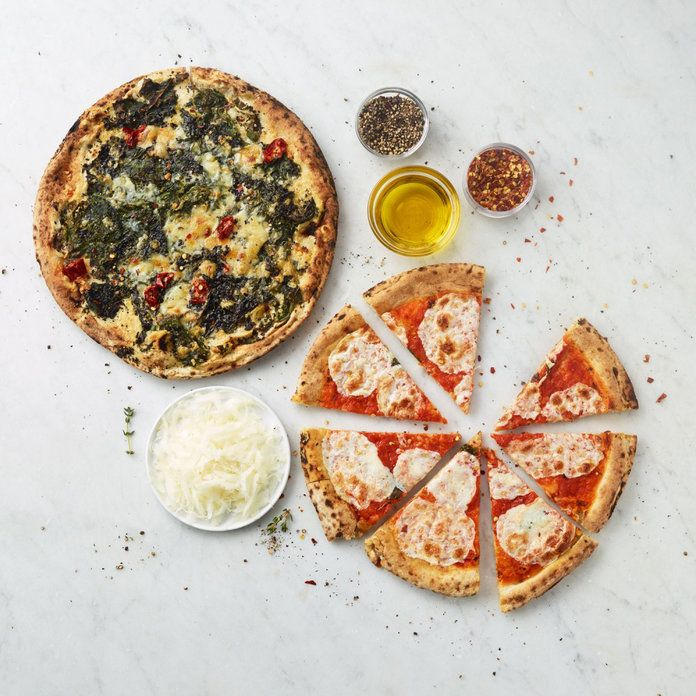 روبرتا's Frozen Pizza Two Ways