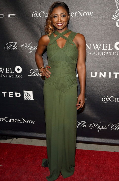НОВО YORK, NY - OCTOBER 19: Actress Patina Miller attends Angel Ball 2015 hosted by Gabrielle's Angel Foundation at Cipriani Wall Street on October 19, 2015 in New York City. (Photo by Bryan Bedder/Getty Images for Gabrielle's Angel Foundation)