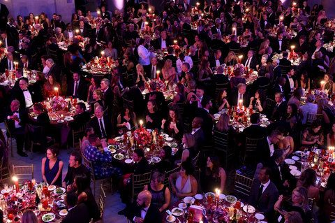 присуствује Angel Ball 2015 hosted by Gabrielle's Angel Foundation at Cipriani Wall Street on October 19, 2015 in New York City.