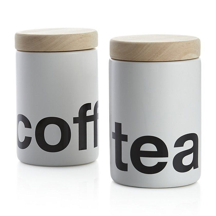 قهوة or Tea Canister