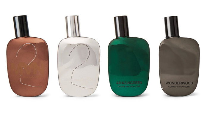 كوم des Garcons Eau de Parfum Pocket Collection