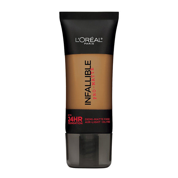 لوريال Paris Infallible Pro-Matte Foundation