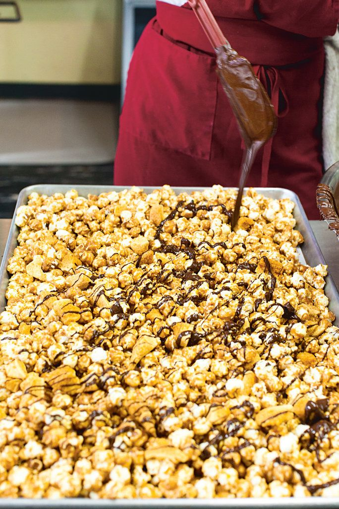 Лиддабит Sweets's Candy and Caramel Corn