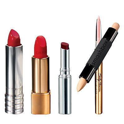 Бригхт Red Lips: Essential Products