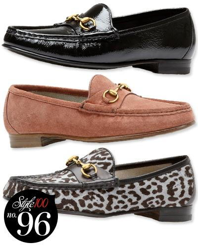 قلم المدقة 100 - Gucci Loafers